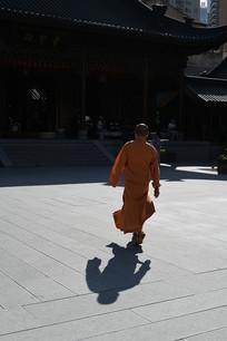玉佛寺宗教人士