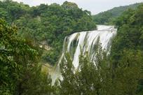 贵州省黄果树瀑布远景