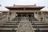 济宁市曲阜孔庙大成殿
