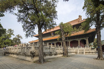 孔庙建筑大成殿