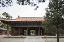 孔庙同文门