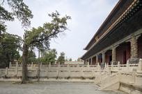 曲阜孔庙大成殿侧面