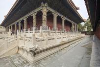 曲阜孔庙大成殿建筑外观