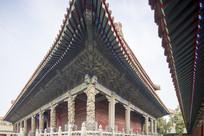 曲阜孔庙古典建筑大成殿
