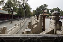曲阜孔庙景观