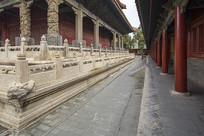曲阜孔庙里的古建筑