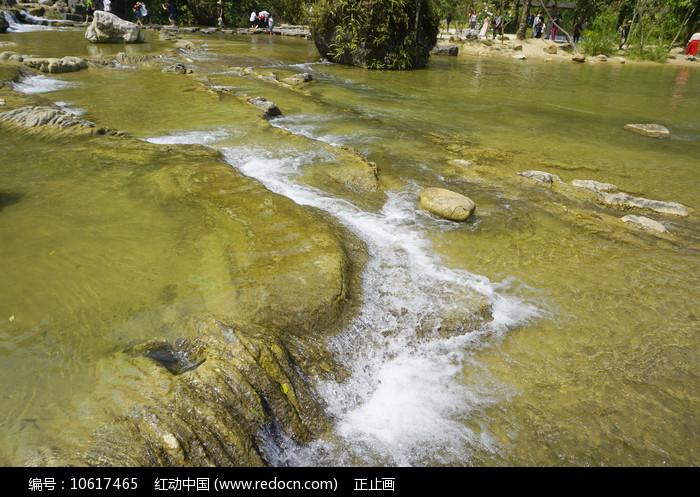贵州荔波小七孔-翠谷亲水区图片