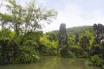 贵州天星桥-天星盆景区风光