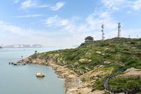 洋山岛全景摄影