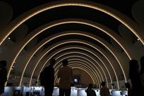 上海展览中心中央大厅