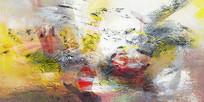 艺术抽象壁画