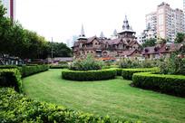 马勒别墅花园
