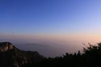 山川风光摄影图