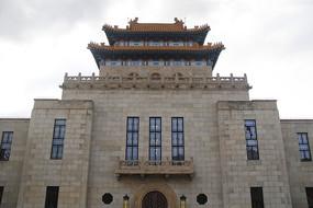 古扬浦图书馆