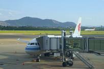 杭州萧山国际机场登机桥