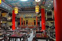 老南京传统民俗茶社古典建筑