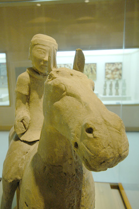 徐州汉兵马俑博物馆-骑兵俑