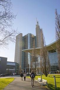 德国汉诺威国际展览中心场馆