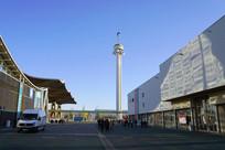 德国汉诺威国际展览中心高塔