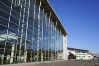 德国汉诺威国际展览中心建筑玻璃幕墙