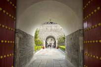 曲阜古城门