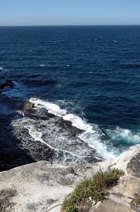 悉尼盖尔普风景区白浪
