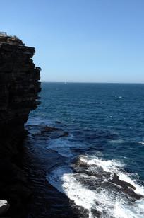 悉尼盖尔普风景区悬崖