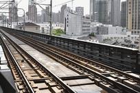 城市轻轨轨道