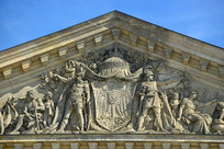 德国国会大厦装饰雕塑