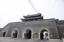 中国三大古建筑群-曲阜明故城