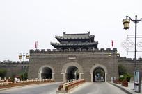 世界文化遗产-曲阜明故城