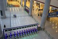 重庆地铁-重庆北站站内景
