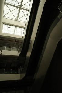 建筑室内楼梯