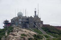 泰山日观峰气象台建筑