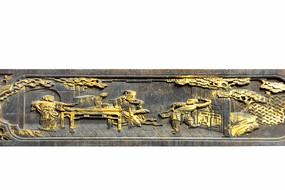 中国传统金漆木雕