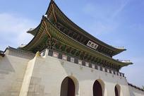 韩国景福宫光化门