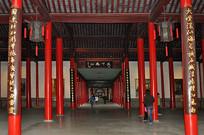 南京总统府旧址近代史博物馆大堂