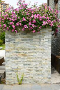石材装饰墙