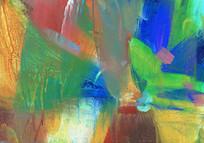 现代抽象艺术油画