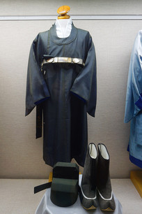 韩国传统冠礼礼服