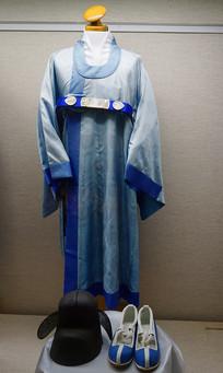 韩国传统再嘉礼礼服