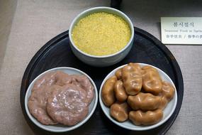 韩国春天传统饮食
