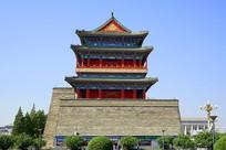 北京正阳门建筑外景