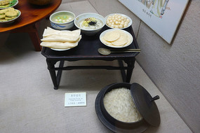 韩国传统头节饮食