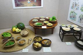 韩国夏季传统时令饮食