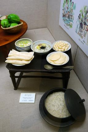 韩国夏季头节饮食