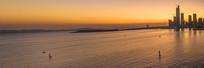 青岛之夜超宽幅大图