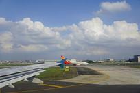 成都双流国际机场跑道
