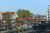 德国柏林市轻轨交通及列车
