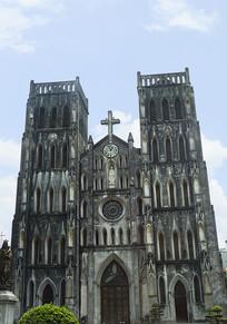 越南-河内大教堂